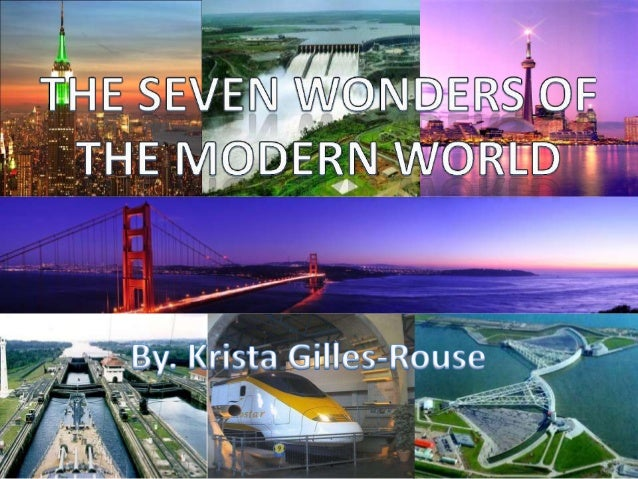 Introduction• The American Society of Civil Engineers(ASCE) choose the greatest civilengineering achievements of the 20thc...