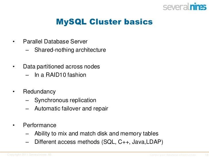 <ul><li>Parallel Database Server