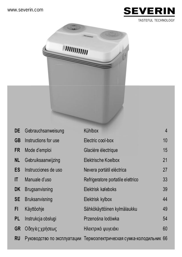 DE Gebrauchsanweisung GB Instructions for use FR Mode d'emploi NL Gebruiksaanwijzing ES Instrucciones de uso IT Manuale d'...