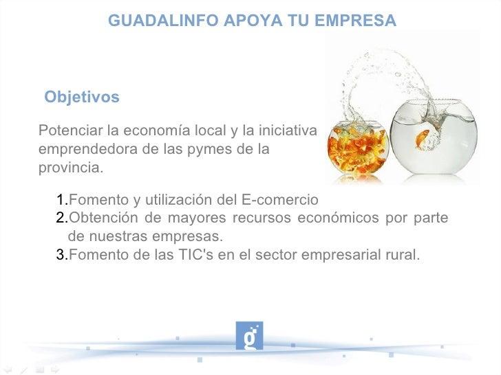 Proyecto Guadalinfo apoya tu empresa Sevilla - photo#19