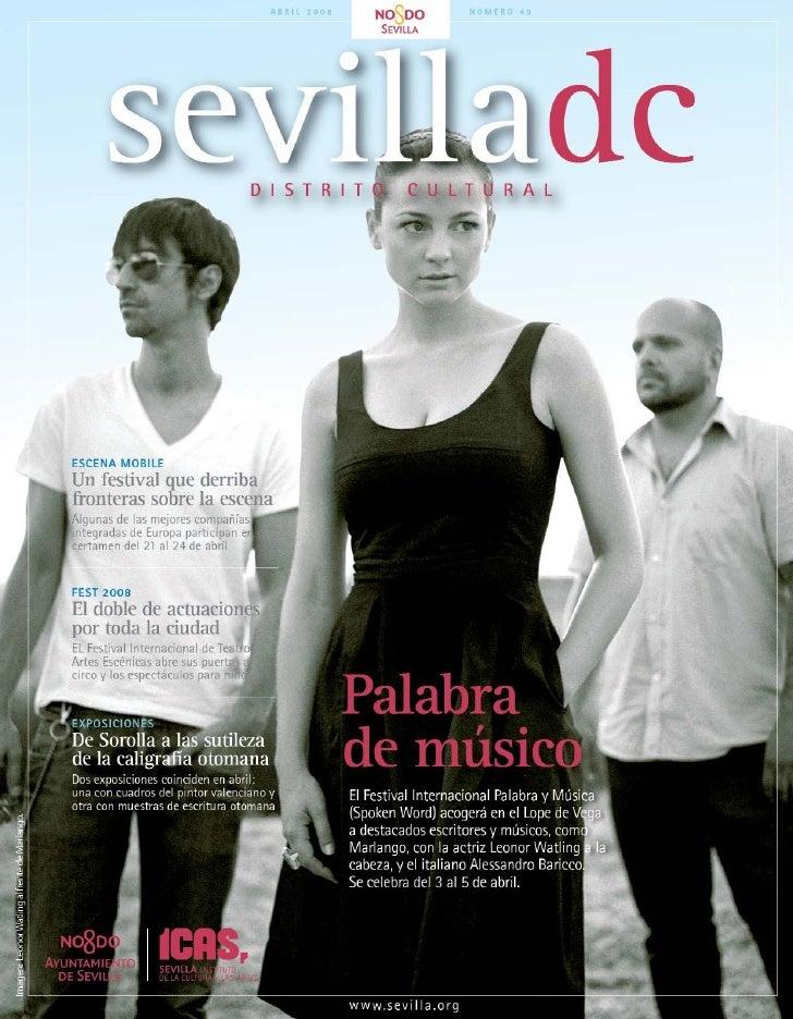 Sevilla Abril 08