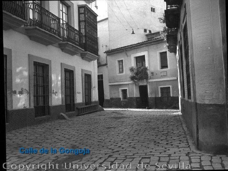 Calle de la Gongoja