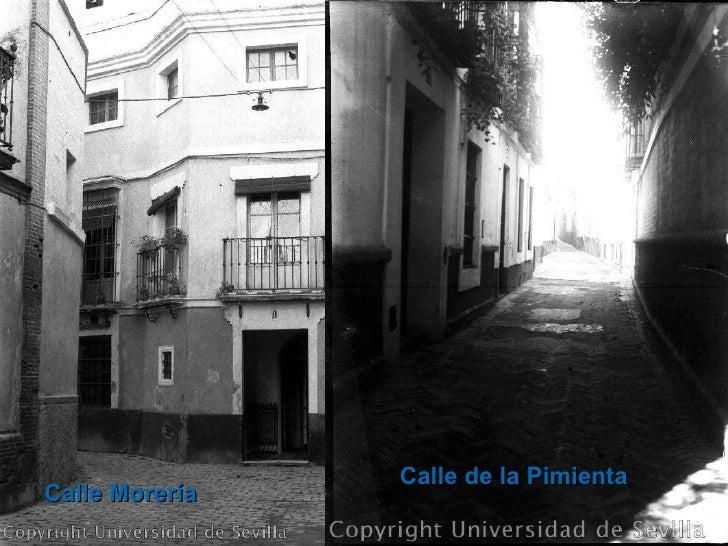 Calle Morería Calle de la Pimienta