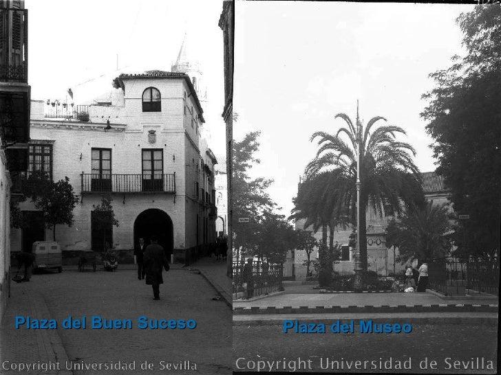 Plaza del Buen Suceso Plaza del Museo