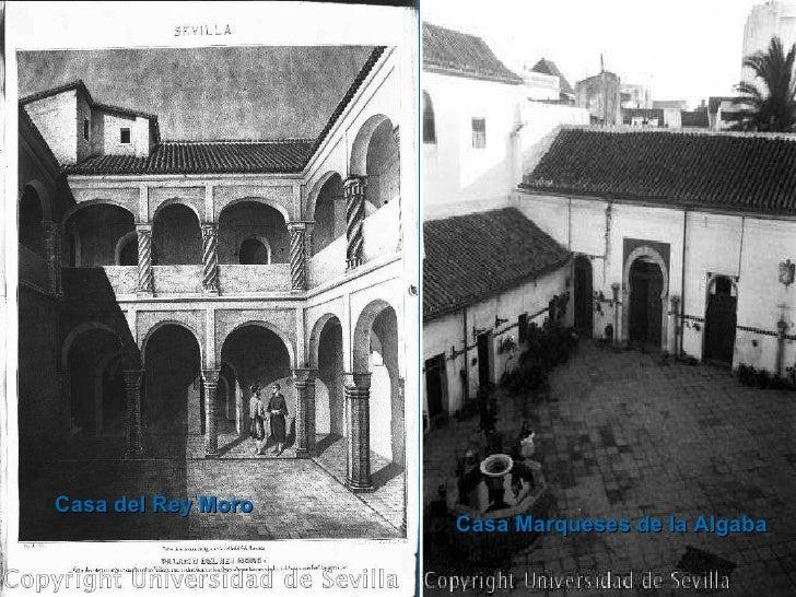 Casa del Rey Moro Casa Marqueses de la Algaba