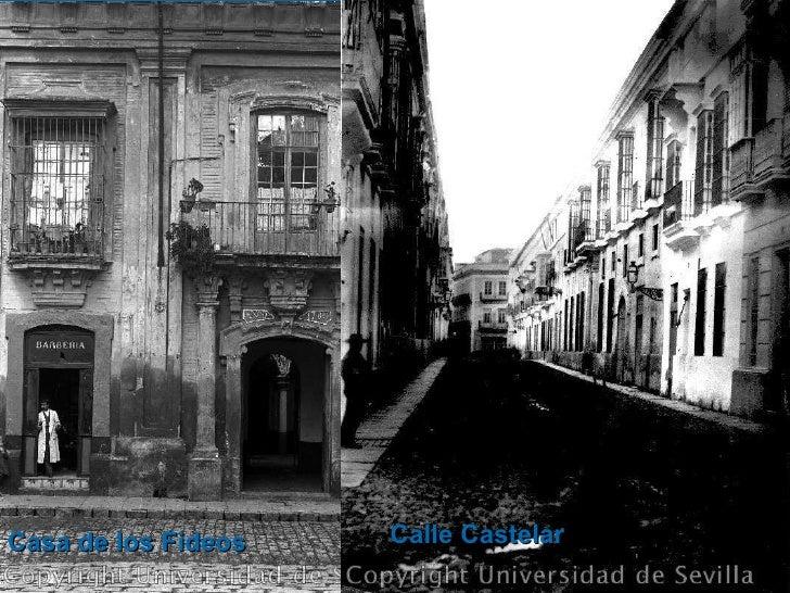 Casa de los Fideos Calle Castelar