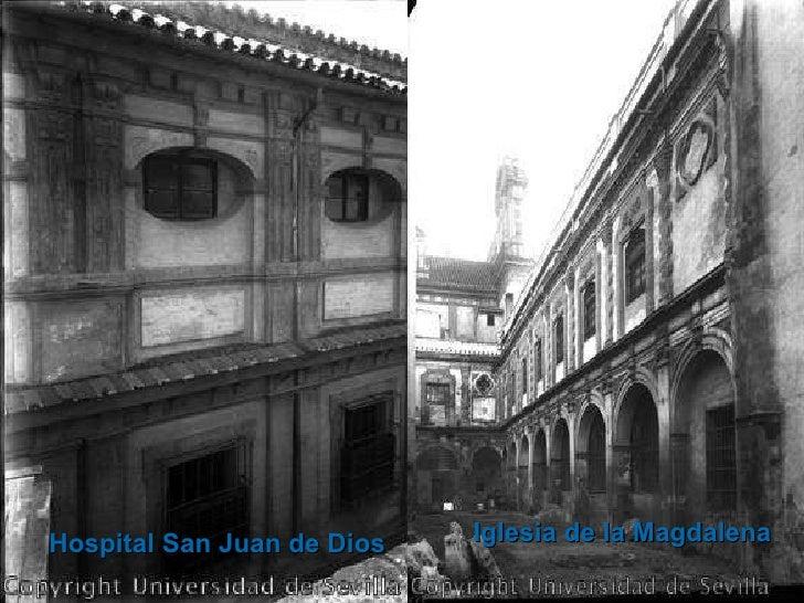 Hospital San Juan de Dios Iglesia de la Magdalena