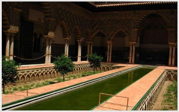 Alcázar – Jardines