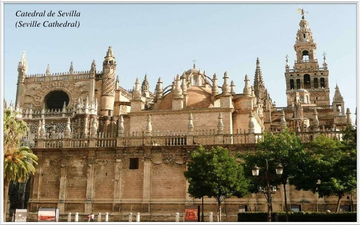 Cathedral and Archivo de Indias