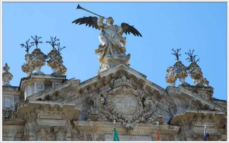 """The Plaza de España (""""Spain Square"""", in English) is a plaza located in the Parque de María Luisa(Maria Luisa Park), in Sev..."""
