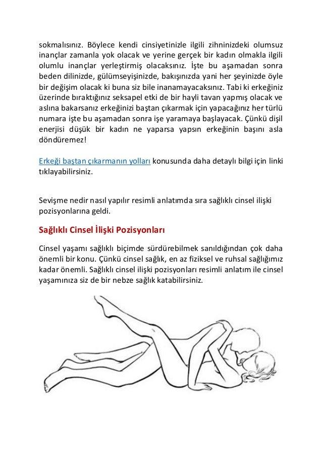 Cinsel ilişki aşamaları
