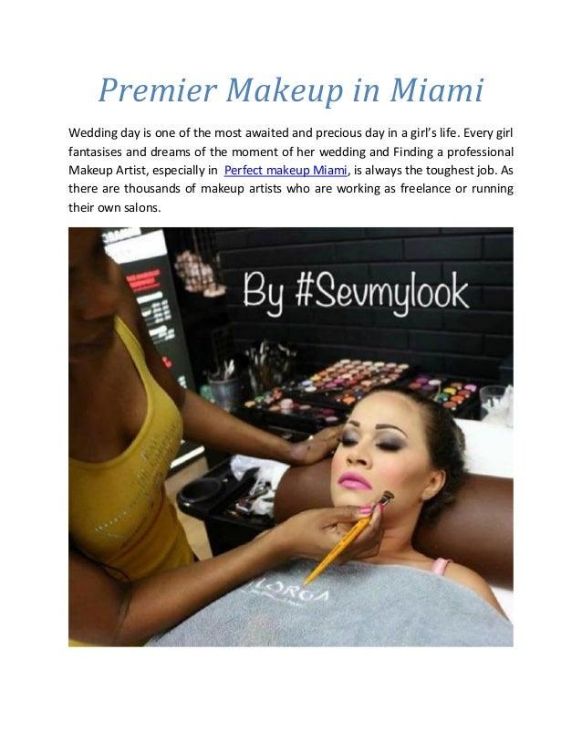 Premier Makeup In Miami