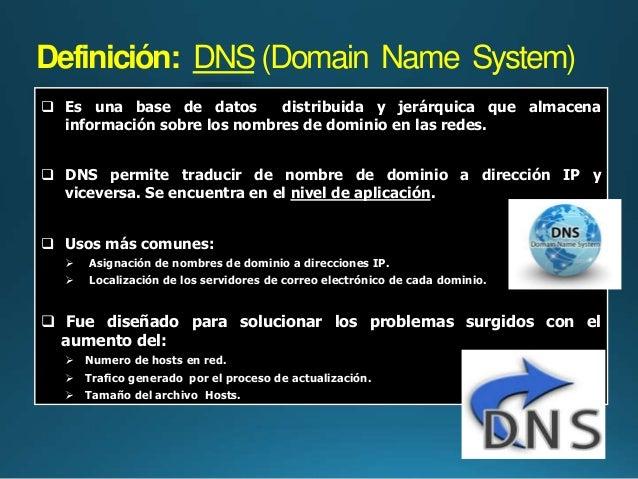 Servidor DNS Slide 2