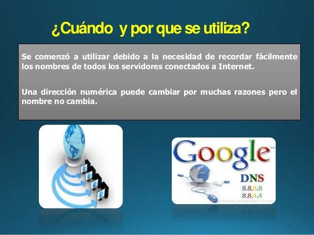 Servidor DNS Slide 3