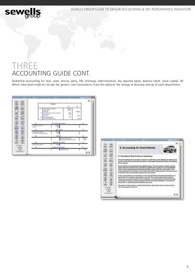 Your Guide To Dealer Accounting & Key Performance Indicatiors