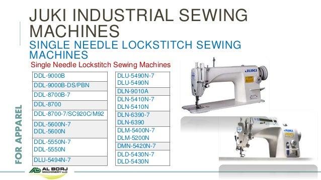 Domestic Industrial Sewing Machine Solutions In Dubai Sharjah Amm Simple WwwJuki Industrial Sewing Machines