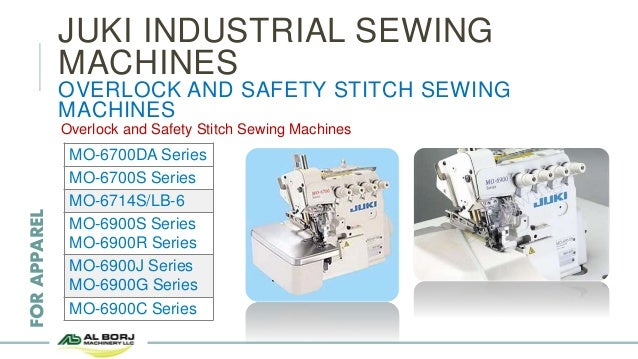 Industrial Sewing Machine Safety
