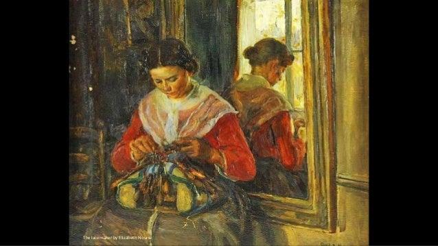 The lacemaker by Elizabeth Nourse