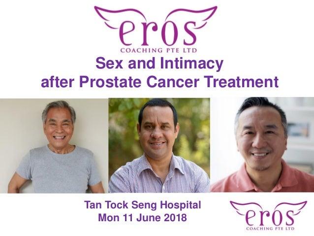 PRESENTATION NAME Sex and Intimacy after Prostate Cancer Treatment Tan Tock Seng Hospital Mon 11 June 2018