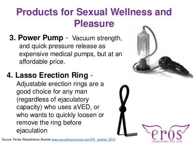 Products for Sexual Wellness and Pleasure 3. Power Pump - Vacuum strength, and quick pressure release as expensive medical...