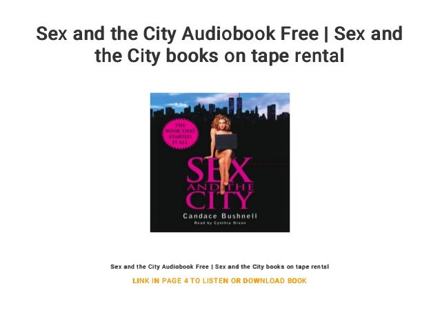 Sex In The City Book