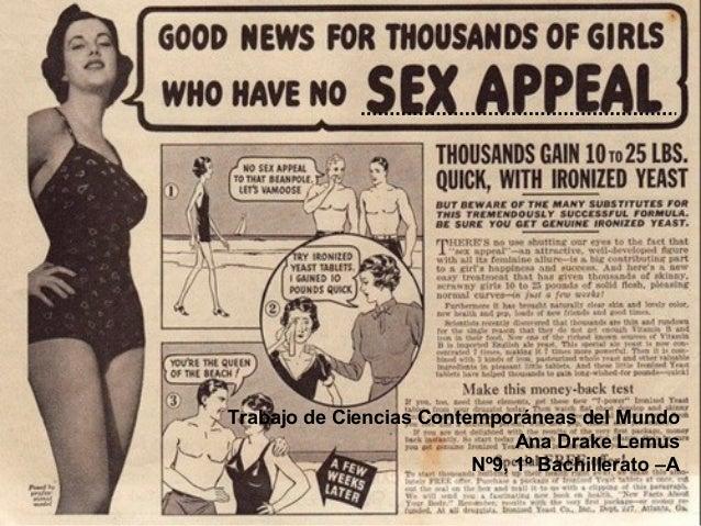 No sex appeal