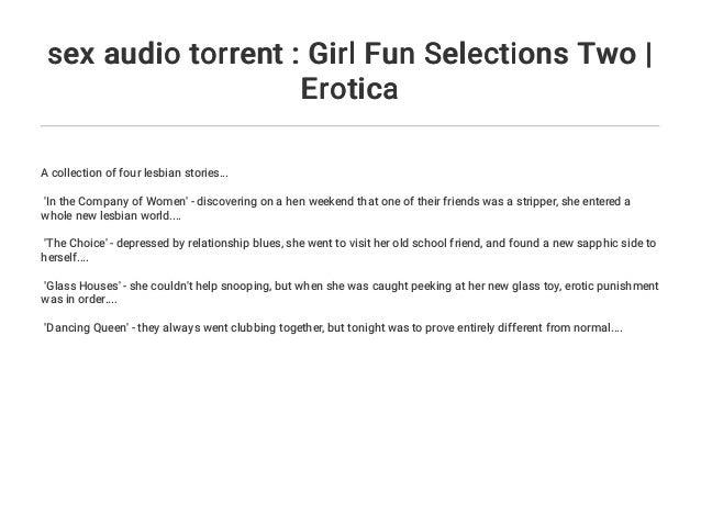erotica sapphic torrent