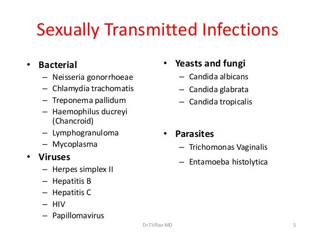 3 bacterial sexually transmitted infections pictures