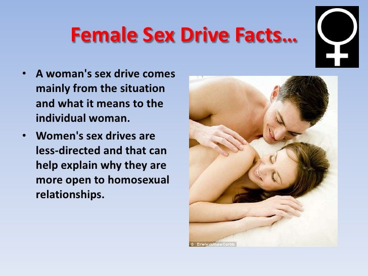 What is female sex drive