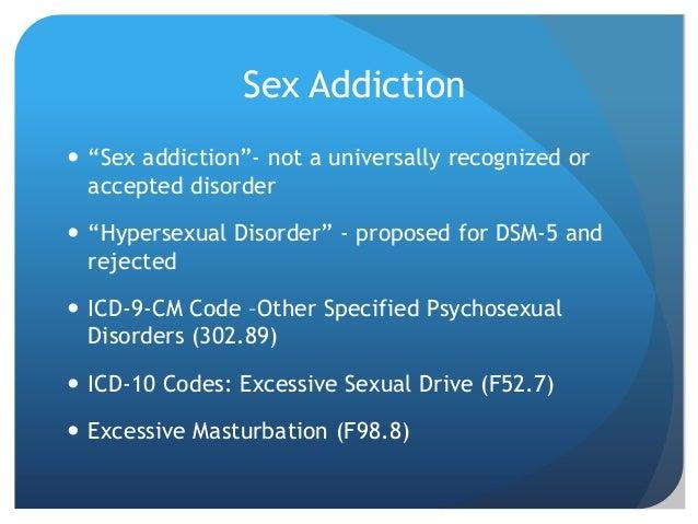 Sex & Gambling Addiction Amy White Georgia Southern University NURS 8136; 2.
