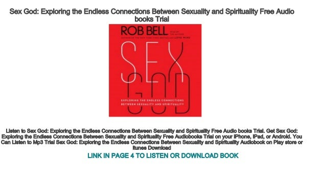 relationship between sexuality and spirituality