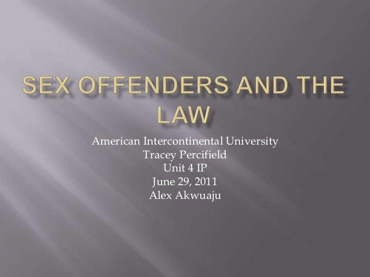 American Intercontinental University         Tracey Percifield             Unit 4 IP           June 29, 2011          Alex...