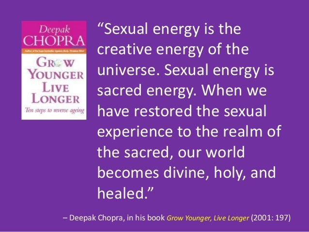 Sexual Energy And Creativity