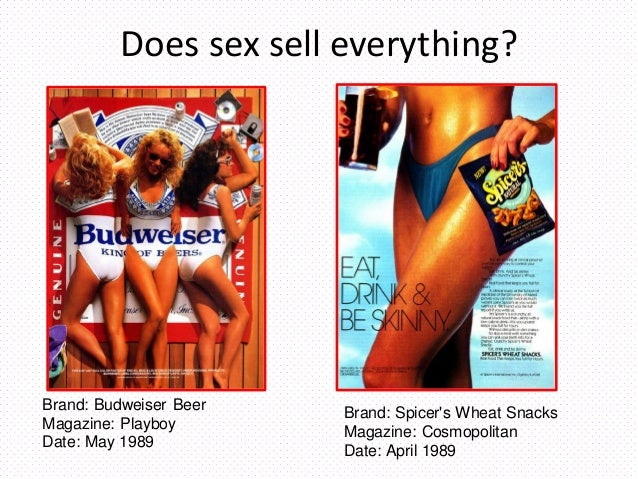 Why does sex sell in advertising