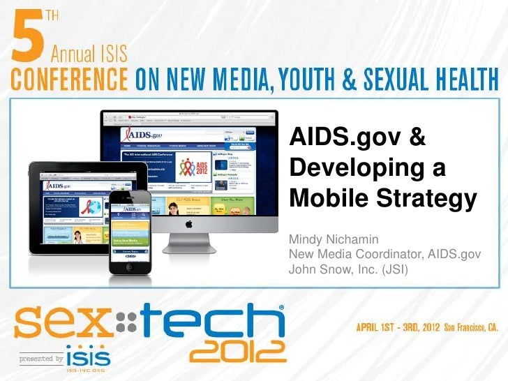 AIDS.gov &Developing aMobile StrategyMindy NichaminNew Media Coordinator, AIDS.govJohn Snow, Inc. (JSI)
