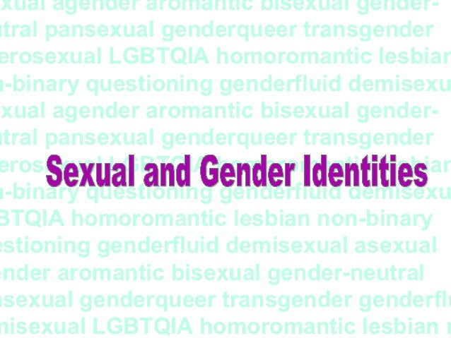 What is a genderqueer pansexual