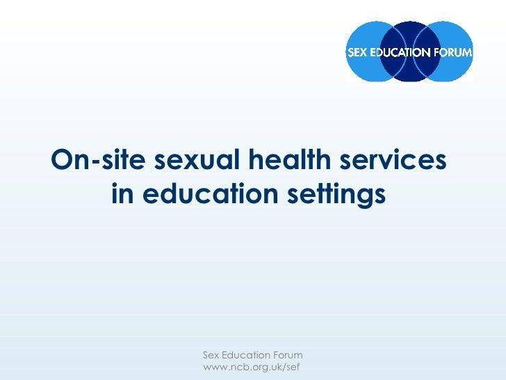 Sexual health education uk website