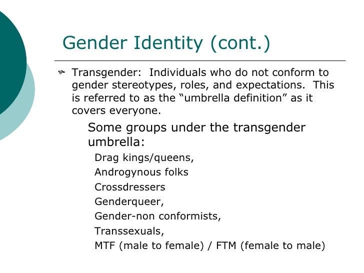 Sexual Identity In Adolescence