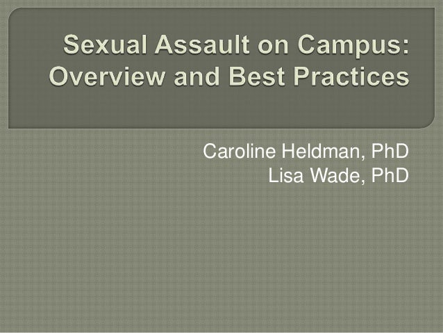Caroline Heldman, PhD       Lisa Wade, PhD