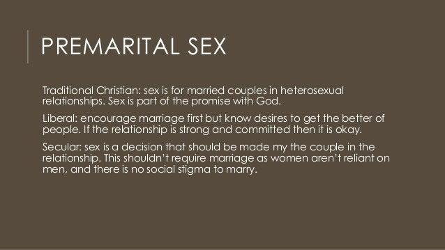 Christian sexual ethics