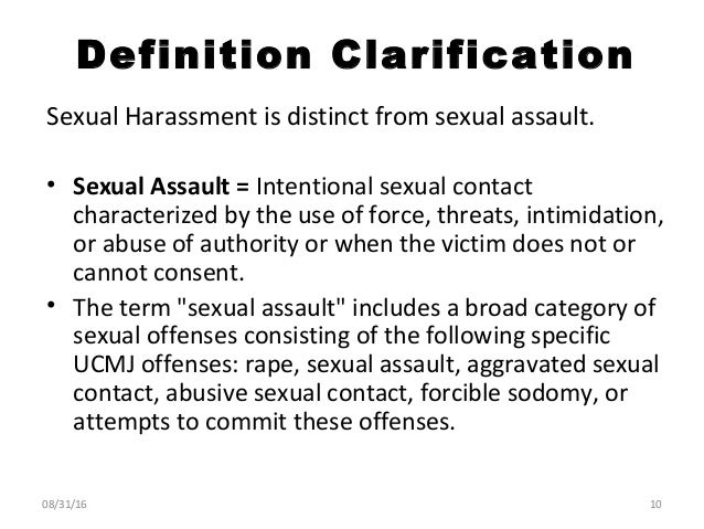 Abusive sexual contact definition