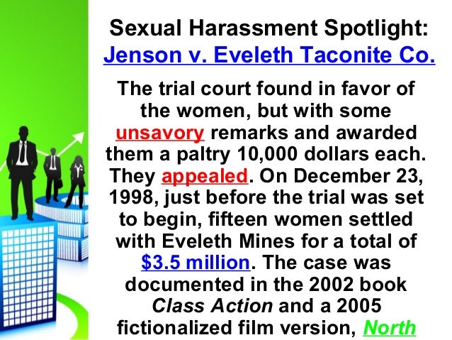 Books On Sexual Harassment In The Workplace