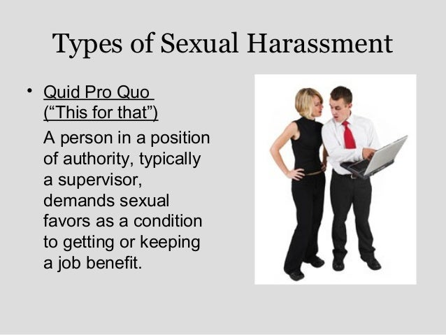 Verbal sexual harassment examples