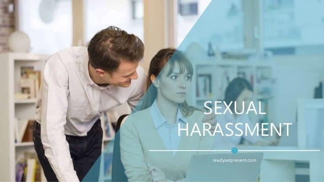 SEXUAL HARASSMENT readysetpresent.com
