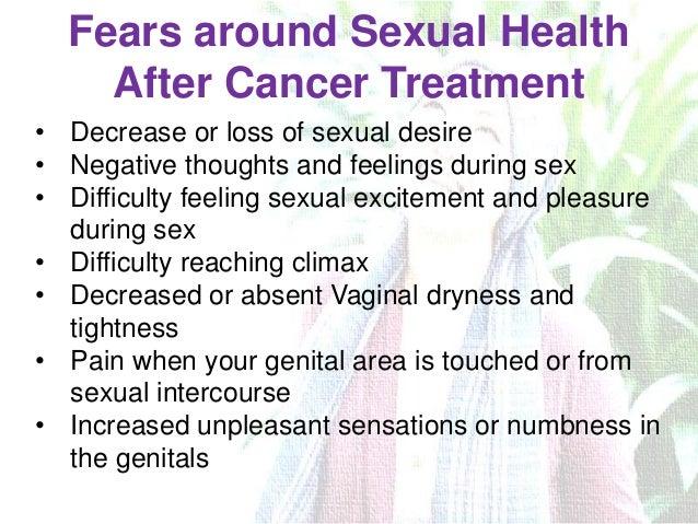 Feelings during sex