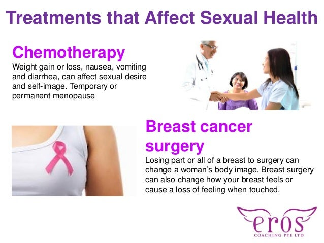 Sex during chemo for breast cancer