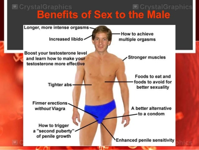 Health Benefits From Sex 37