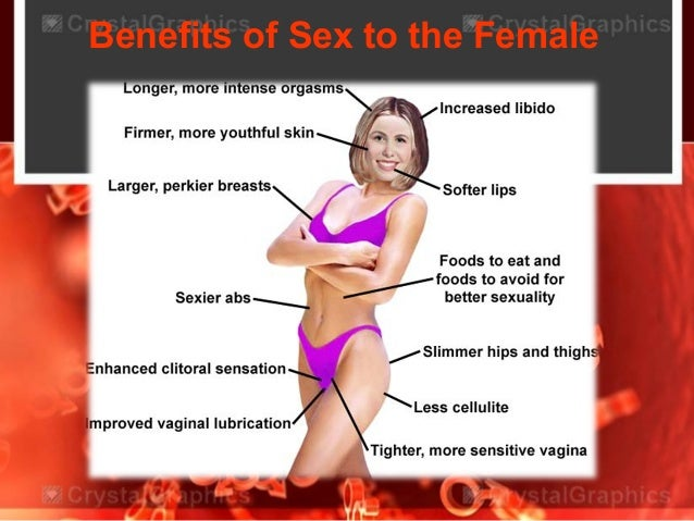 medical benefits of having regular sex