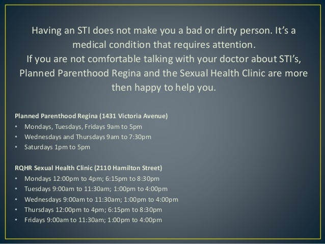 Sexual health clinic hamilton number