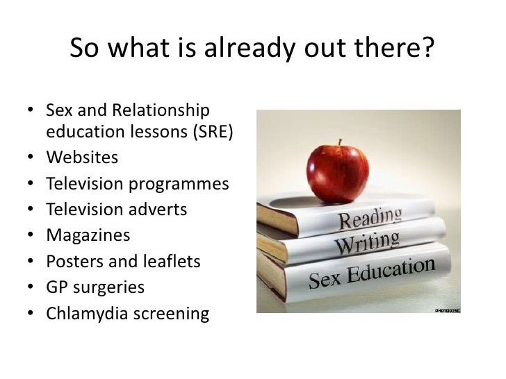 Sexual health advice leaflets definition